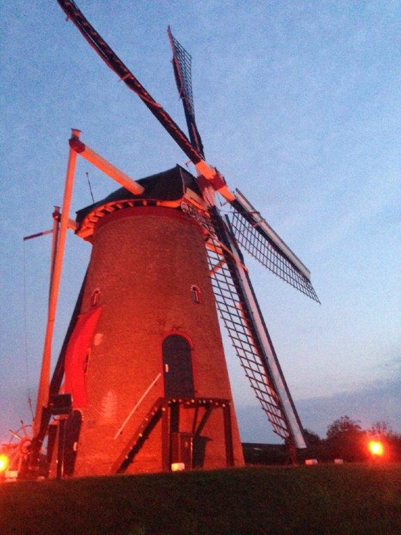 rode molen kunstdagen 2015 Goedereede